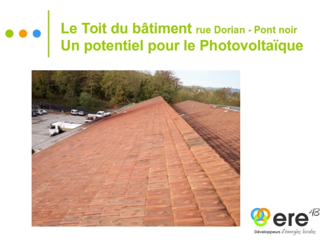 Présentation Projet PV Copropriété Dorian 1
